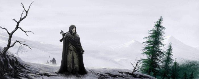 Poem:The Wandering Ranger